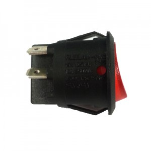 Rocker Red Switch