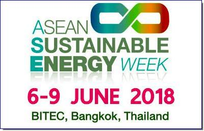 Asean Sustainable Energy Week และ Pumps Valves 2018