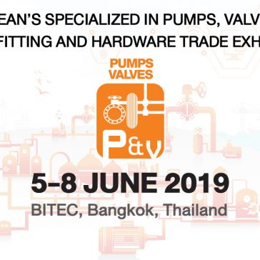 Pumps & Valves Asia 2019 ( 5-8 June 19)